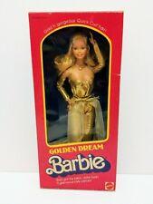 1980 MATTEL. BARBIE GOLDEN DREAM VINTAGE BARBIE DOLL