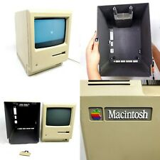 For Repair VTG Apple Macintosh 128K M0001 Computer 1984 28th Week W/Signatures
