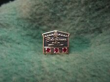 Gorgeous Bob Evans Employee Appreciation Service Pin  Gold Filled W/ Ruby Stones