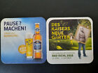 Bierdeckel Zipfer Brauerei Österreich