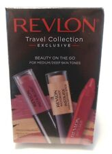 Revlon Travel Collection Exclusive Beauty Make up Lipstick Balm