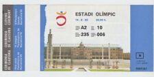 Orig.Ticket  Paralympic Games BARCELONA 1992 - CLOSING CEREMONY  !!  EXTREM RARE