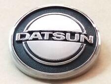 Nissan 65810-E4601 OEM Hood Emblem Ornament Badge for Datsun 240Z S30 Fairlady