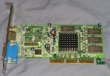 Radeon 7400 TVO AGP video card - 64MB composite s-video VGA