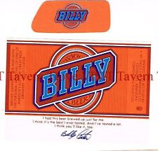 Billy Beer 12oz Falls City Brewing Co Louisville KY Tavern Trove