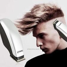 Tondeuse à cheveux coupeuse électrique tondeuse coupe-barbe avec brosse Neuf