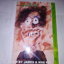 HARM  008 DVD standard uncut edition horror splatter extreme rare gore