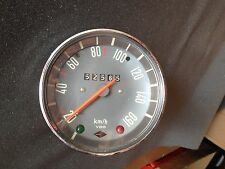 L533/  NSU Prinz TT TTS ?  VDO Tacho Tachometer 160km/h W 0,6