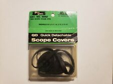 Uncle Mike's Qd Scope Cover Set #46462- Nos