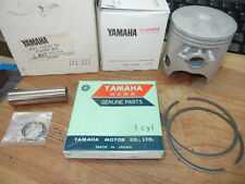 NOS Yamaha Piston Kit .50 2ND 1981-1982 IT250 4V5-11630-20