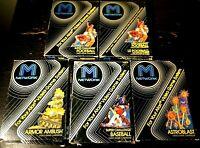 Atari 2600 Video Game Lot In Box M Network Baseball Football Astroblast