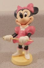 WDCC MICKEY MOUSE CLUB MINNIE MOUSE  Join the Parade  50TH ANNIVERSARY