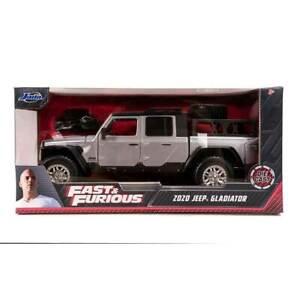 Jada Hollywood Rides: Fast & Furious 9 2020 Jeep Gladiator 1/24 Scale