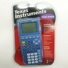 Calculator Ti-82 Stats New / Texas Instruments Graphical Scientist