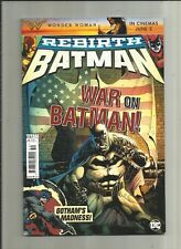 BATMAN: REBIRTH .No 5   .DC TITAN COMICS