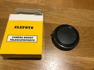 Elephoto Adapter - for Leica L39 screw lenses to Micro 4/3rds - Boxed