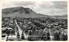 C1950 RPPC Postkarte Mount Helena von State Capitol, Helena MT Lewis & Clark Co.