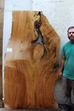 Live Edge Wood Slab Dining Table Custom Wooden DIY Chestnut Tabletop 6018x3