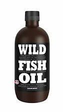 Wild Fish Oil, Delicious Lemon Omega-3 DPA/EPA/DHA Harvested from US