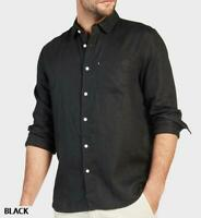 The Academy Brand Hampton Linen Shirt - RRP 89.99 - FREE POST