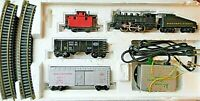 Fleischmann Freight Trainset 0-6-0 Locomotive w/Pennsylvania Tender 5Pcs - HO