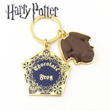 Harry Potter Chocolate Frog Keychain, Wizarding World, Hogwarts Express, Cosplay