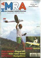 MRA N°661 LE NACA 1410 / COFFRAGE SOUS VIDE / RX 19 / LE LEON DE JAMARA / GRONE