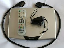 SAGEM FREEVIEW RECORDER SET TOP BOX (DVR62160SL-UK) UNTESTED