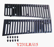 Cowl Top Grille LH RH for 86-97 Hardbody Pickup D21 Frontier Pathfinder Pick up