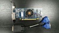 XF27T AMD Radeon HD 5450 512MB PCIE x16 DDR3 Video Card w/Dual VGA Video Cable