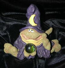 D&D Studio Presents Doug's Animation Collectible Wizard Frog w/Ball Figurine