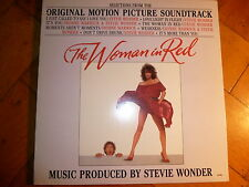 The Woman in Red - Soundtrack - (Vinyl, LP) - Stevie Wonder, Motown