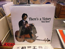 Nick Rossi There's A Victory vinyl LP 1983 Multivision Records SEALED