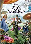 Alice in Wonderland (DVD, 2010) Johnny Depp - Brand New Sealed