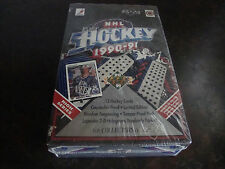 1990-91 Upper Deck Hockey Box---High Series---Factory Sealed---36 Packs