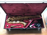 Yamaha YTS-62 Tenor Saxophone used