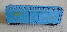 Vintage HO Scale Crown Louisville Nashville L&N 97153 Box Car