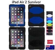 Griffin Survivor Heavy Duty Cover Tough Case for iPad Air 2 Shockproof case