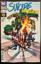 SUICIDE SQUAD #33b (2018 DC UNIVERSE Comics) ~ VF/NM Book