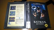 ## Batman Returns - SEGA Mega Drive / MD Spiel - TOP ##