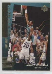 1994-95 Upper Deck Hobby Prizes Predictor Alonzo Mourning #H25 HOF