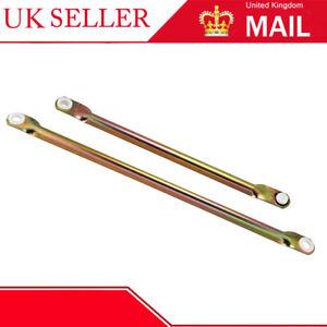 Fit Vauxhall Vectra C Signum 2005-2009 2PCS Wiper Motor Linkage Push Rod Kit UK