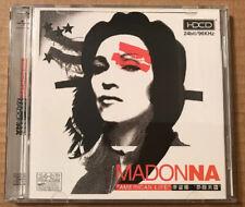 Madonna - American Life Rare Chinese HDCD 2 x Disc Album + Lyric Booklet 1996