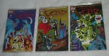 3 Pristine NIB 1993 Vlad the Impaler #1 2 3 Dracula w/Trading Cards