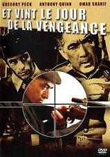 DVD / ET VINT LE JOUR DE LA VENGEANCE / Quinn - Peck - Sharif / NEUF cellophané