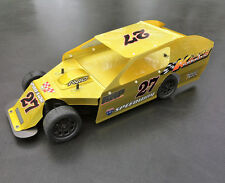 1/10 SCALE RC DIRT OVAL MIDWEST IMCA DIRT MODIFIED BODY KIT 200MM TOURING CAR