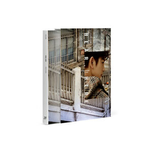 JINYOUNG GOT7 - HEAR , HERE PHOTOBOOK IN TAIPEI [Limited Edition] + DVD