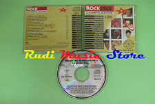 CD ROCKSTAR CBS 1 compilation PROMO 1990 RAY CHARLES BONNIE TYLER BELLE (C21**)