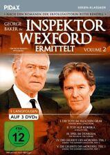 INSPECTOR WEXFORD - RUTH RENDELL volume 2 (5 episodes)  DVD - PAL Region 2 - New