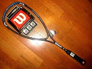 Wilson Hyper Sledge Hammer 140 Squash Racquet - Brand New!